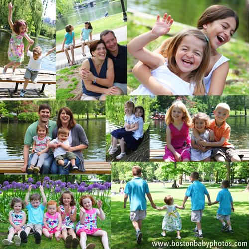 Public Garden Spring Mini-shoots
