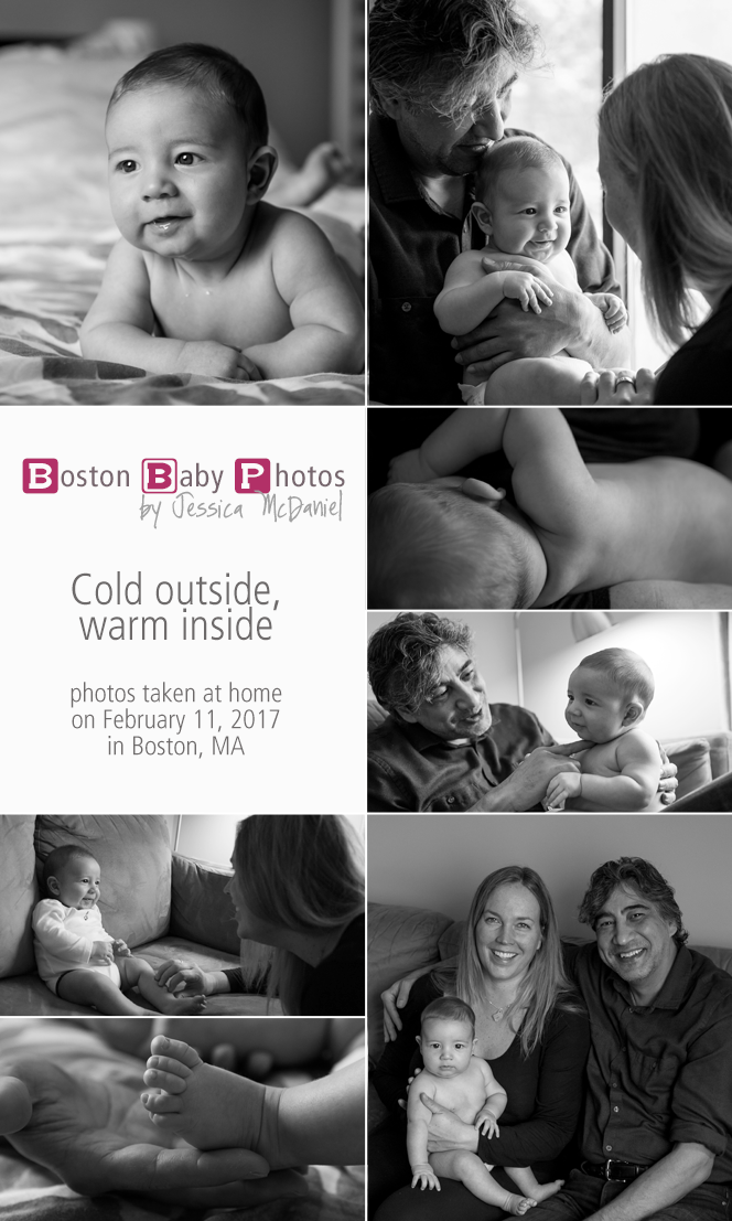 three month old newborn photoshoot
