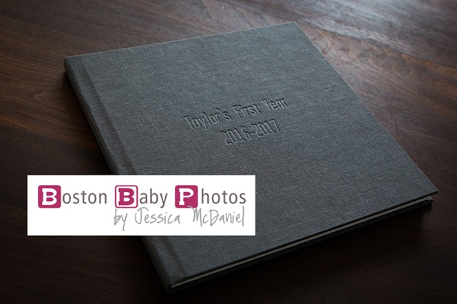 New Baby's First Year Coffeetable Albums