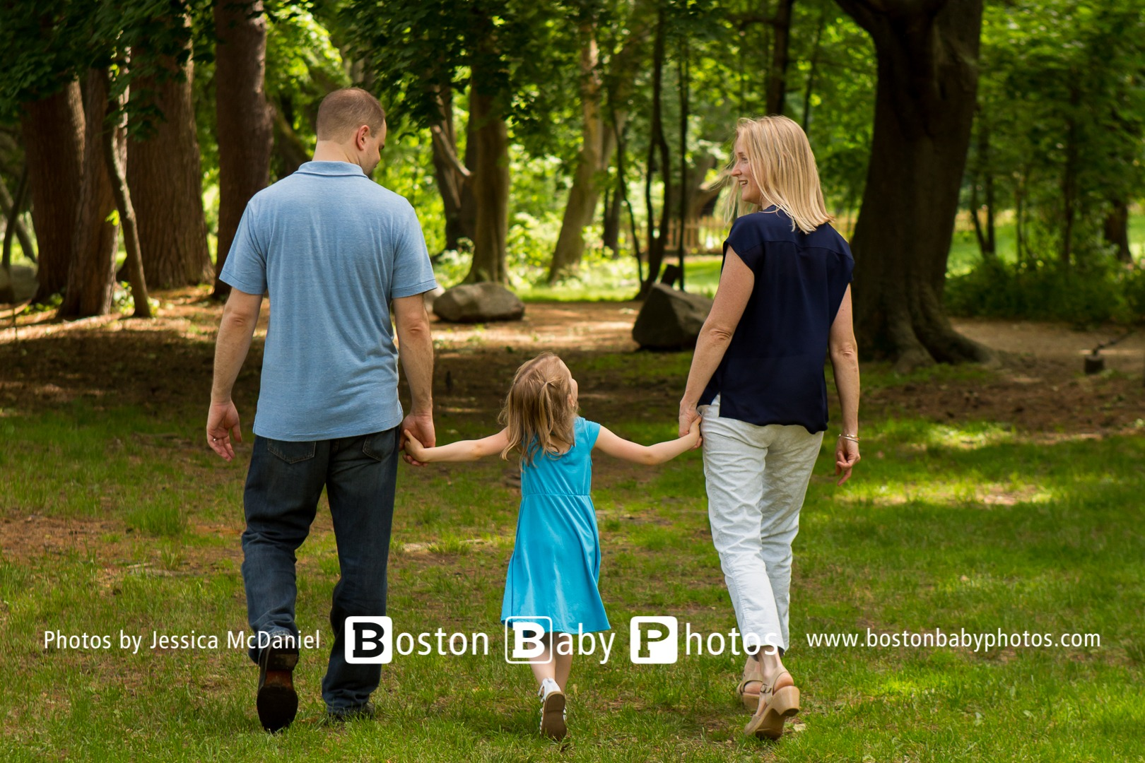 Milton, MA Family Photographer - A summer minishoot at Turner's Pond