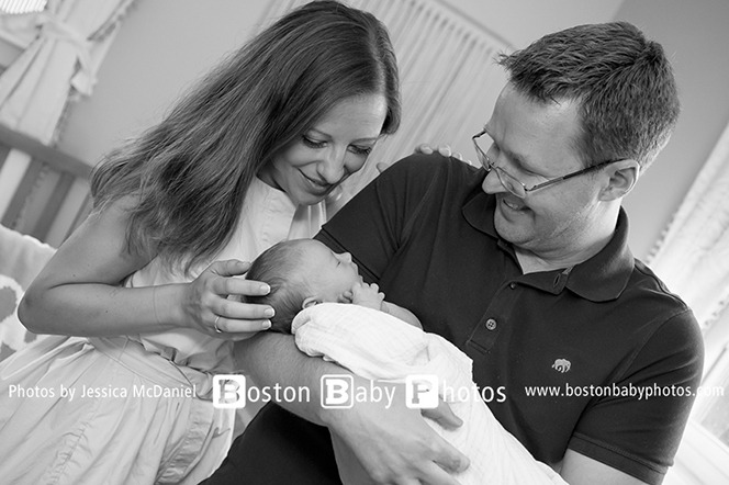 Watertown, MA Newborn Baby Photographer - She's perfect!