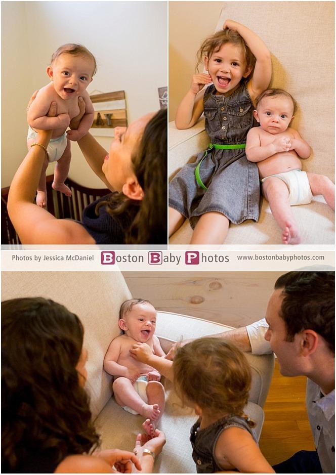 Norwell Newborn Portraits Boston Baby Photos