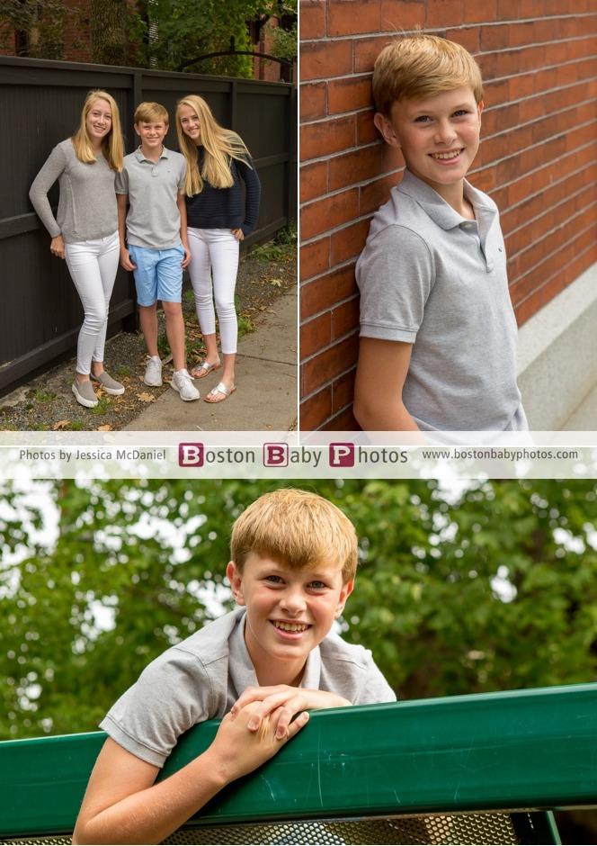 brookline teenager photoshoot boston baby photos
