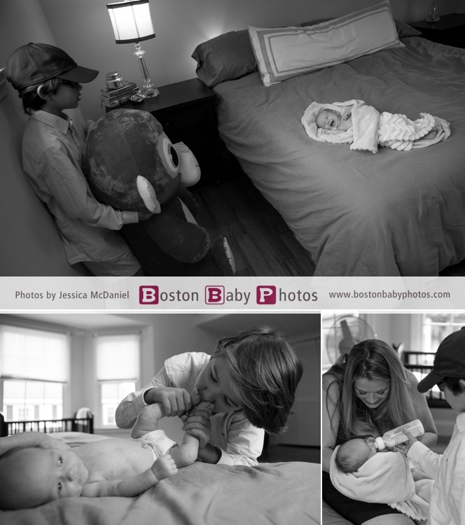 milton ma newborn photoshoot boston baby photos