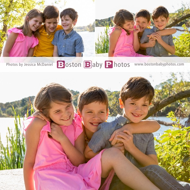 spy pond arlington family photos boston baby photos