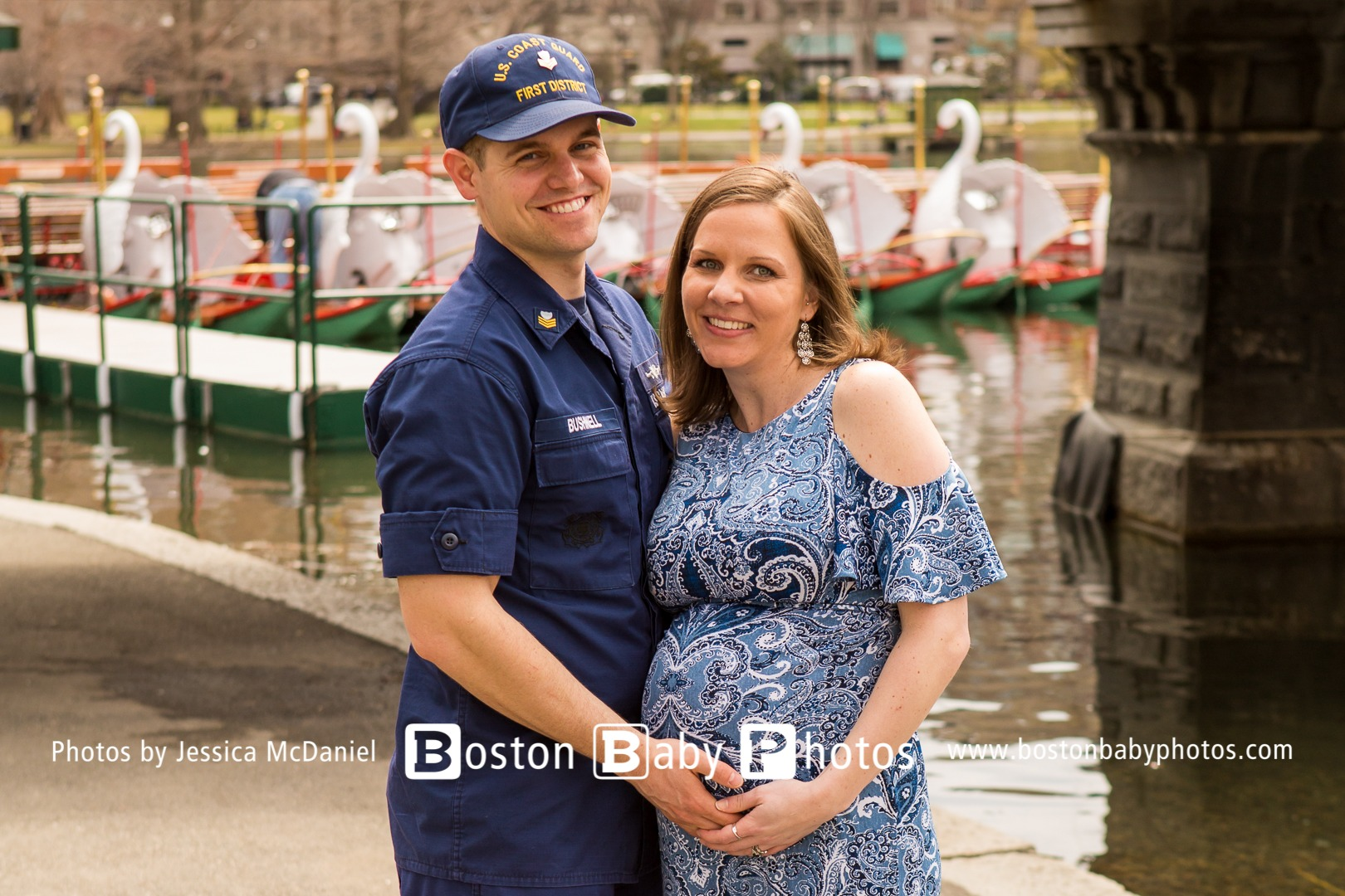 Public Garden Maternity Minishoot - 20 minutes of fun