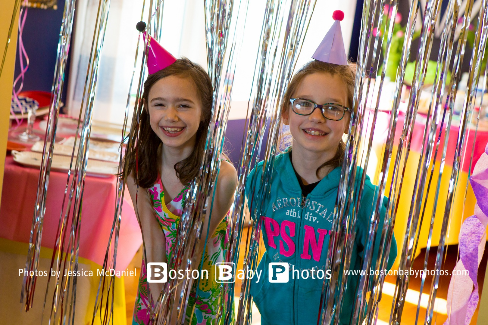 Boston Kids Birthday Party Photographer