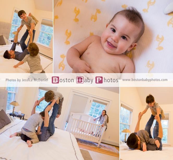 three boy cuteness