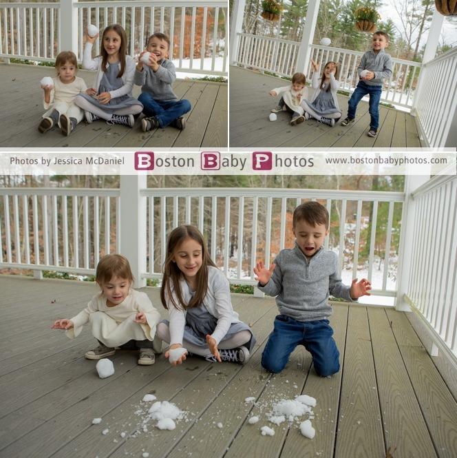 three kiddos