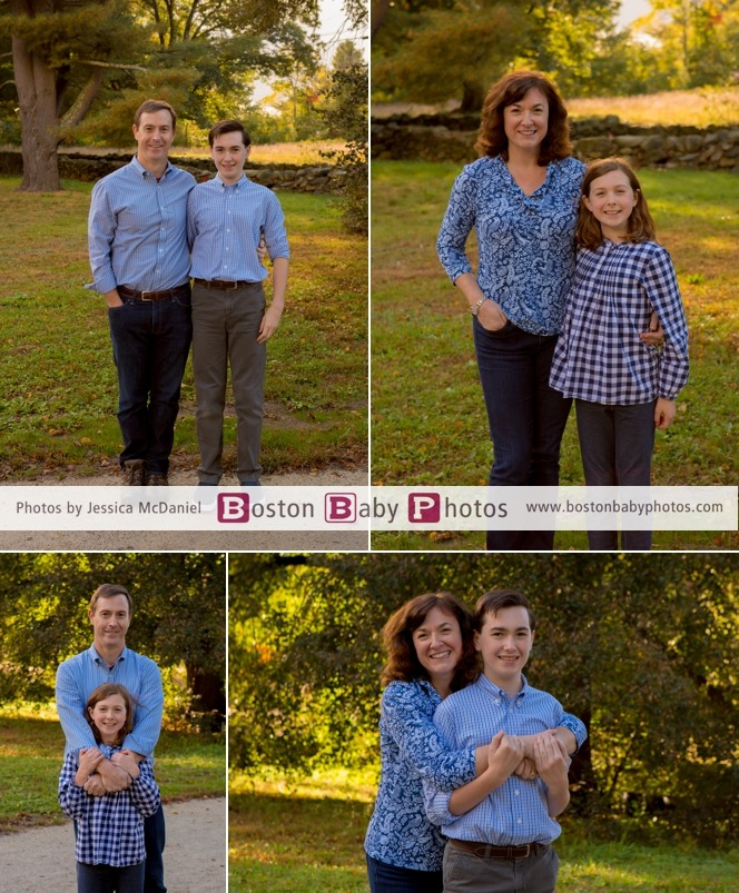 family photoshoot every year