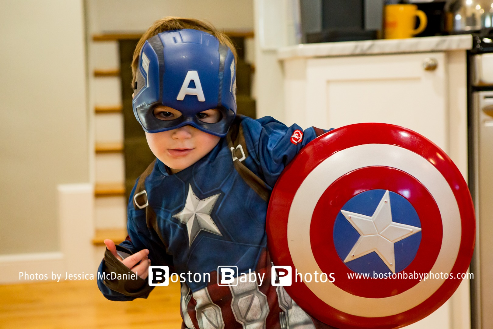 Needham, MA: Superheroes and their parents