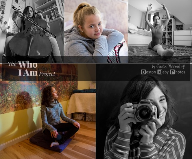 2019 Who I Am Project: Tween and teen girls' empowerment, now booking