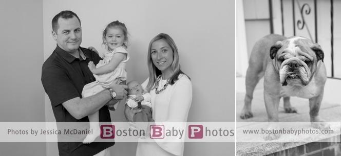 big sister new baby photoshoot