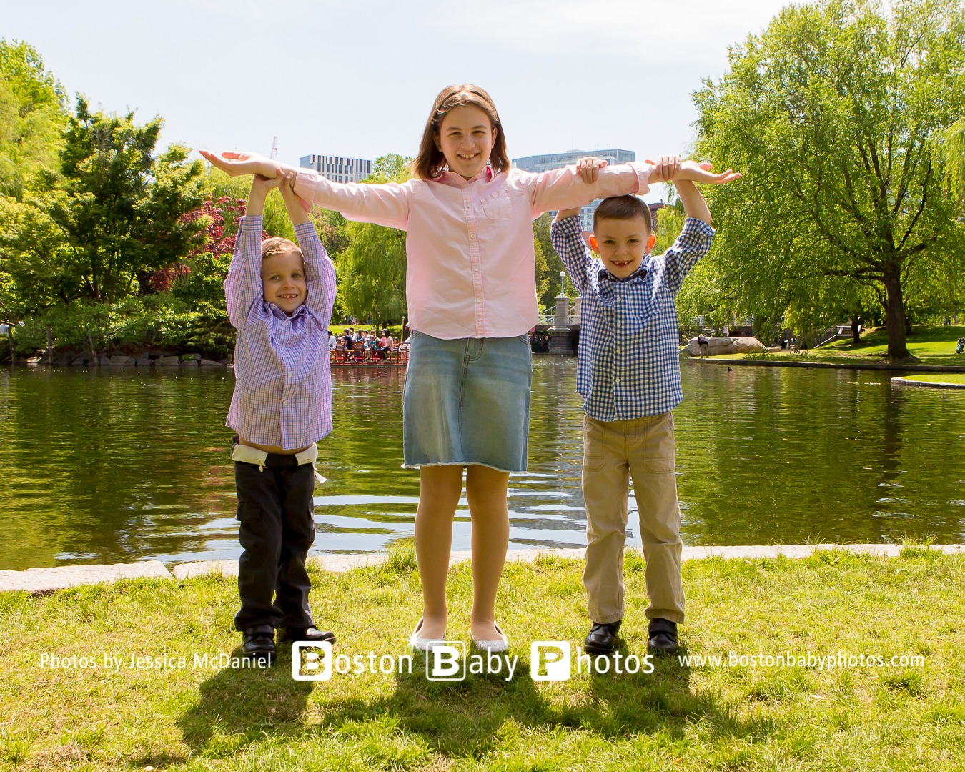 Boston Public Garden: Spring Minishoots