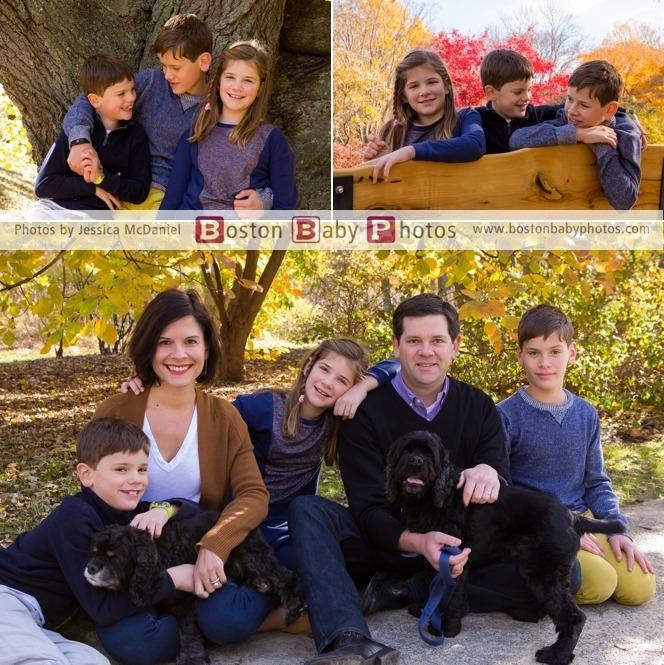 on location family photoshoots