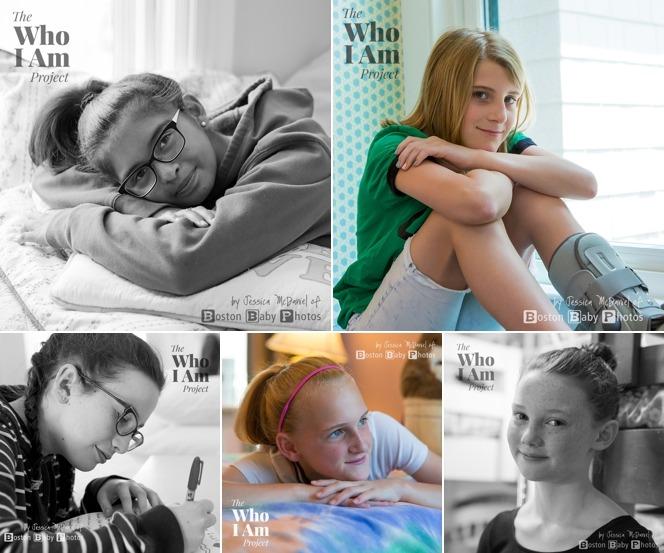 tween empowerment photoshoot