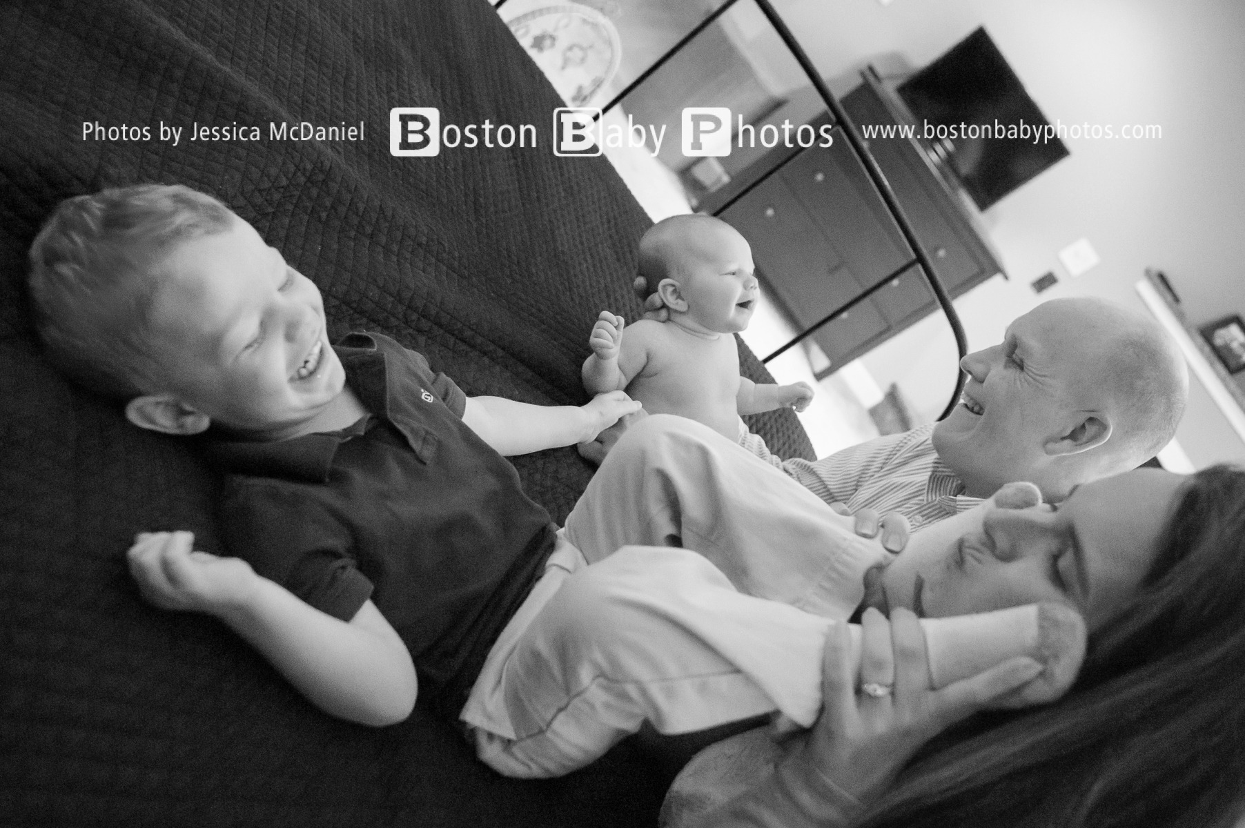 Chelmsford, MA: Some cuddles from her big brother