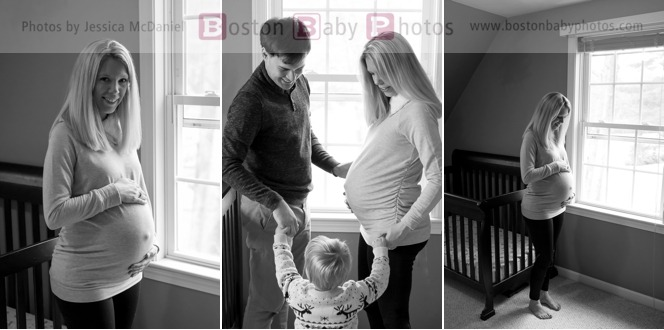 maternity minishoot with big brother