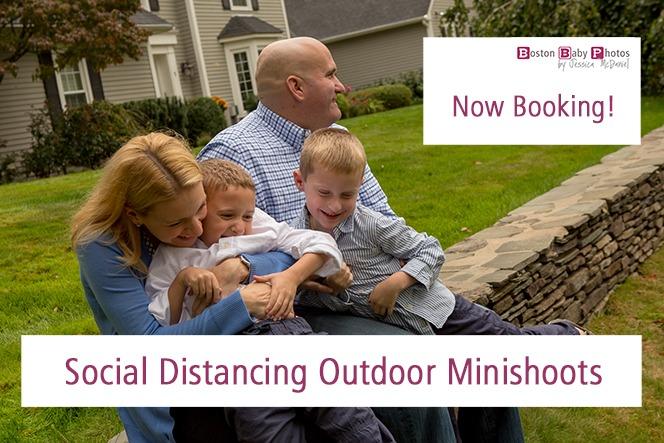 Social Distancing Outdoor Minishoots
