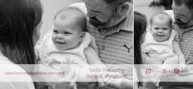 social distancing outdoor first birthday minishoot