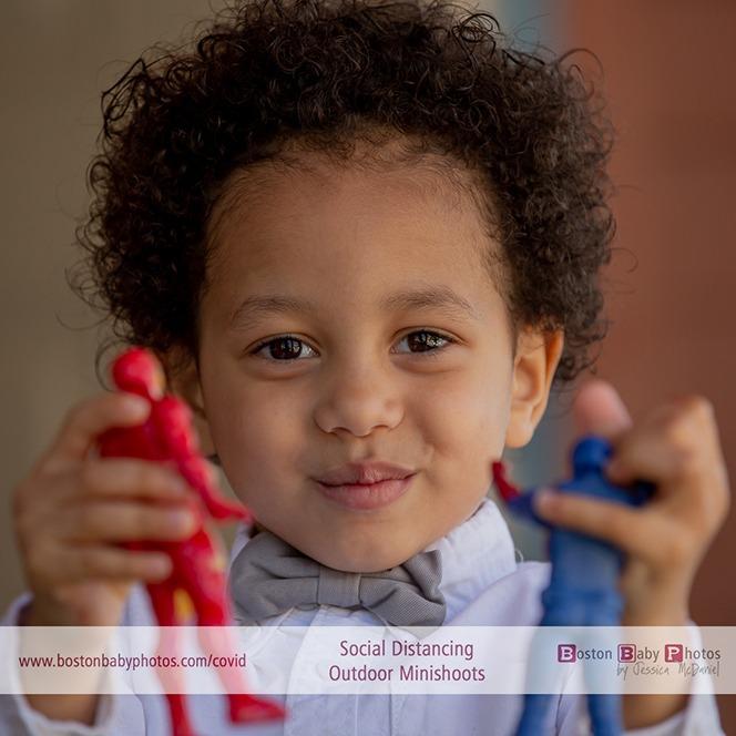 Social Distancing Nursery School Photos