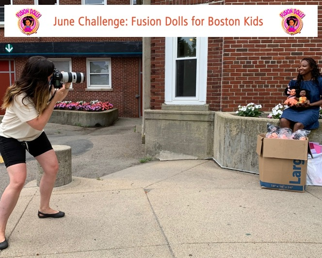 fusion dolls june challenge results