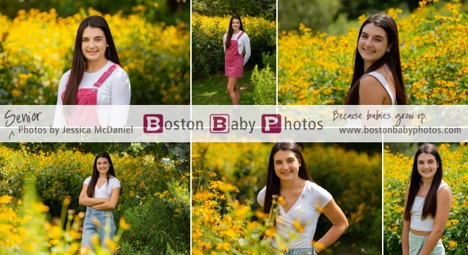senior photos farm