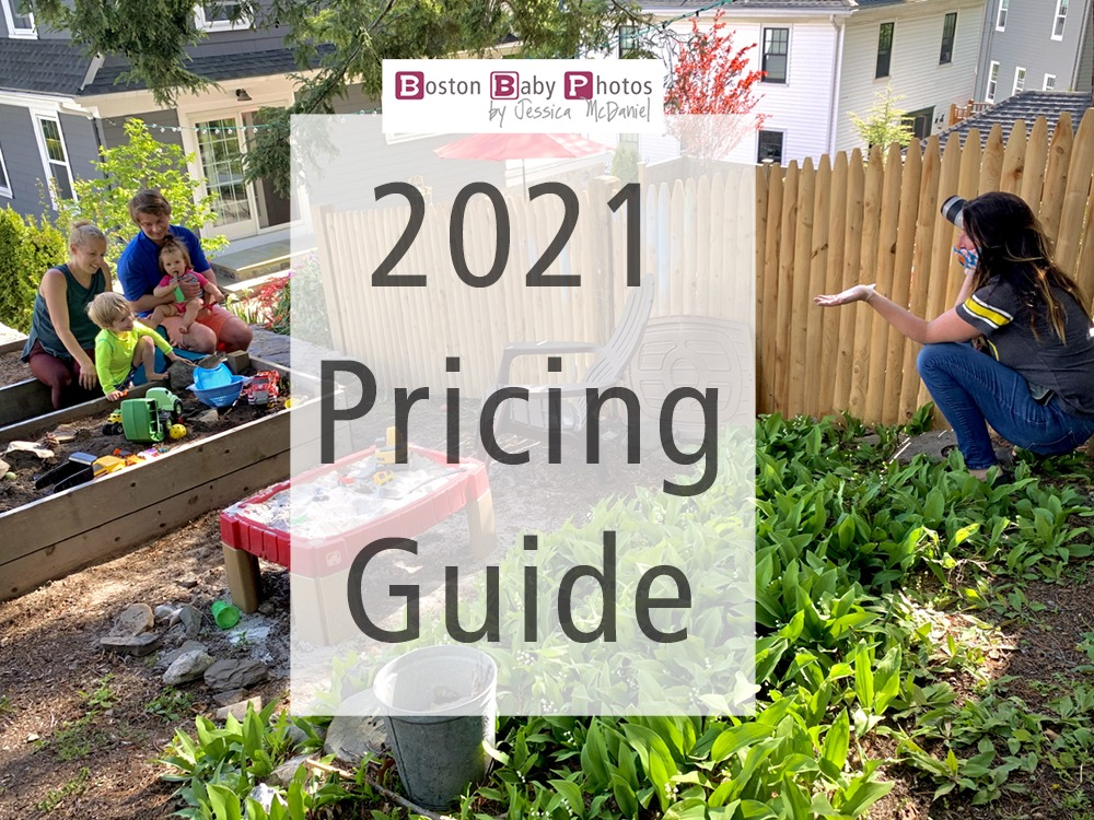 boston baby photos pricing guide