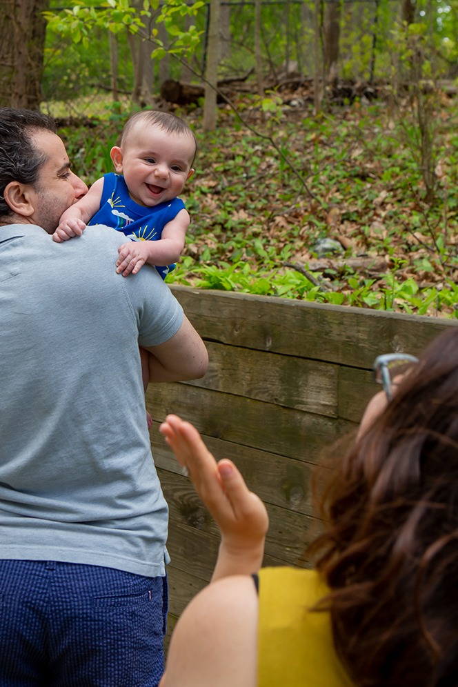 new baby outdoor social distancing minishoot