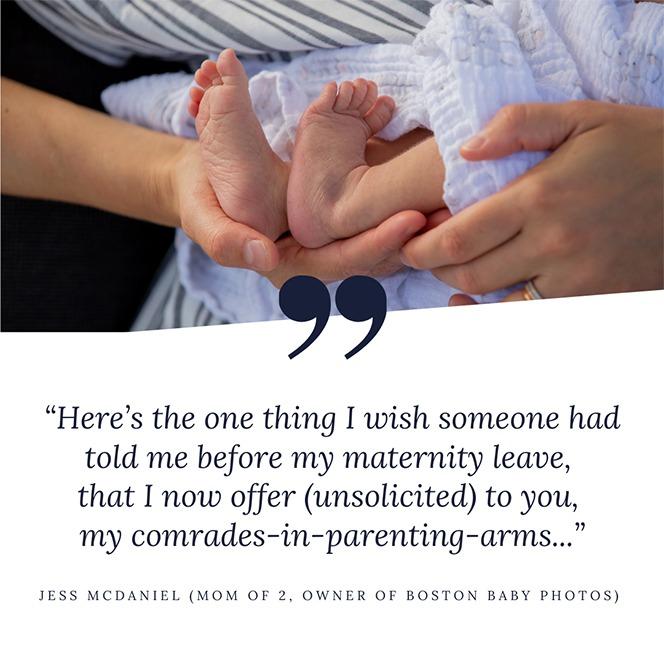 Maternity Leave Advice