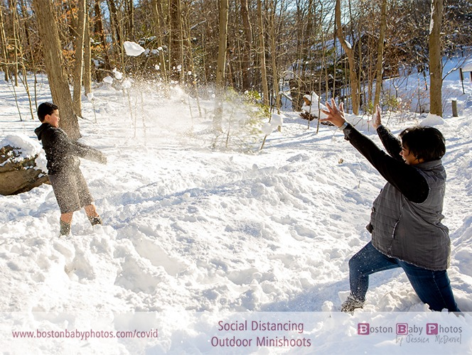 fun snow minishoot