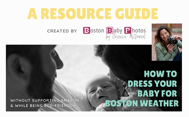 Dressing Your Baby For Boston Weather - Part 1: Pajamas