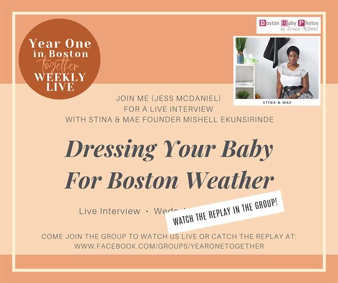 dress baby boston