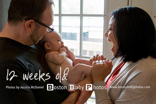 12 weeks old