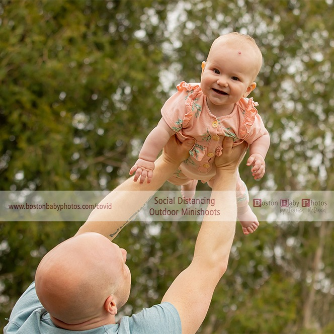 Baby's First Year Photoshoot Package