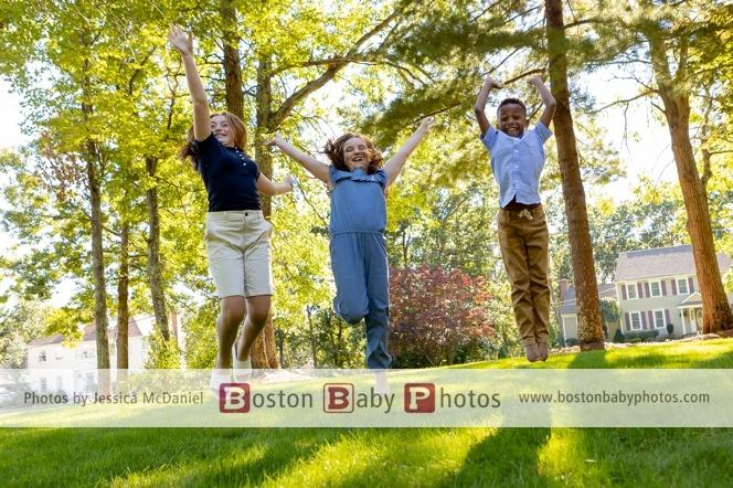 Cumberland, RI: Backyard Family Fun in September