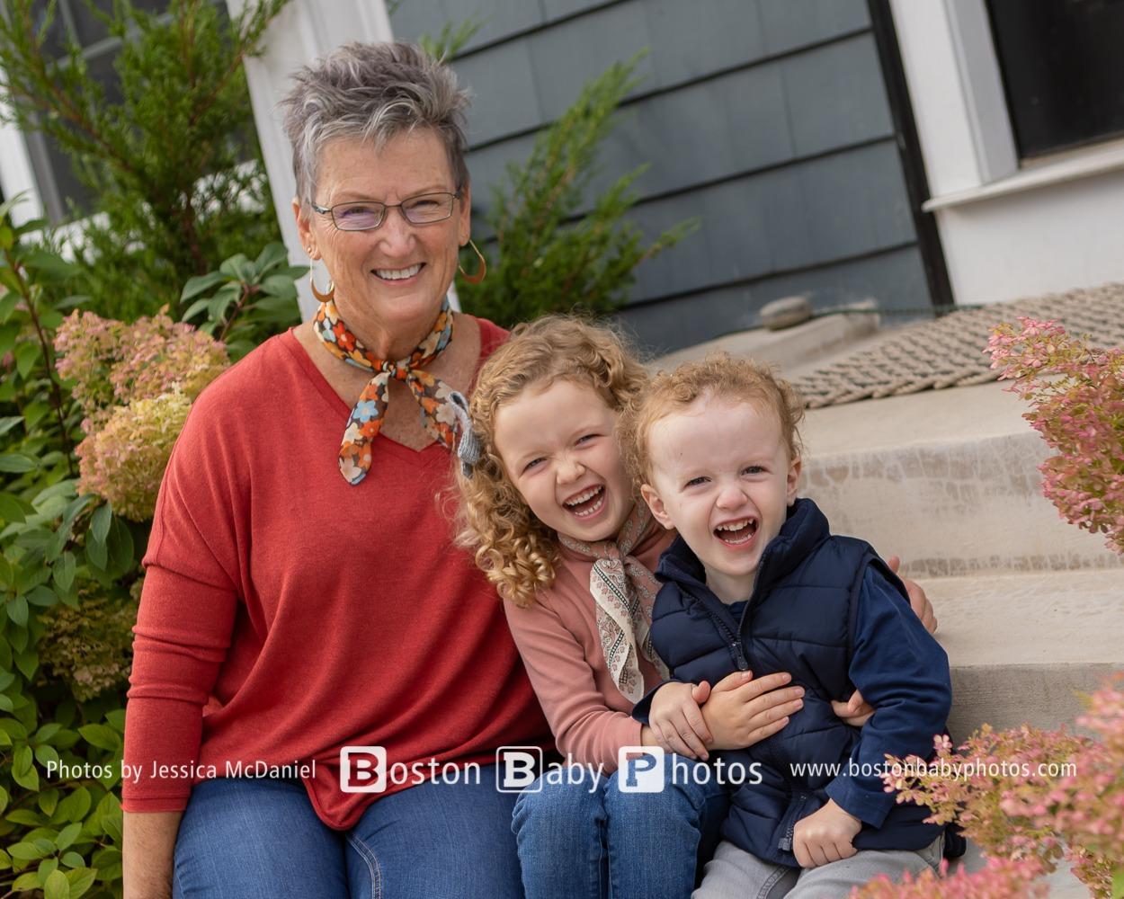 Boston, MA: Granny's in town!